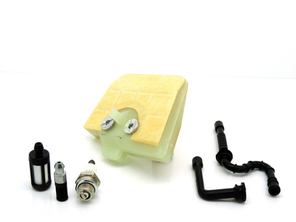 SERVICE KIT FOR STIHL MS340 MS360 CHAINSAWS. 1125 120 1626