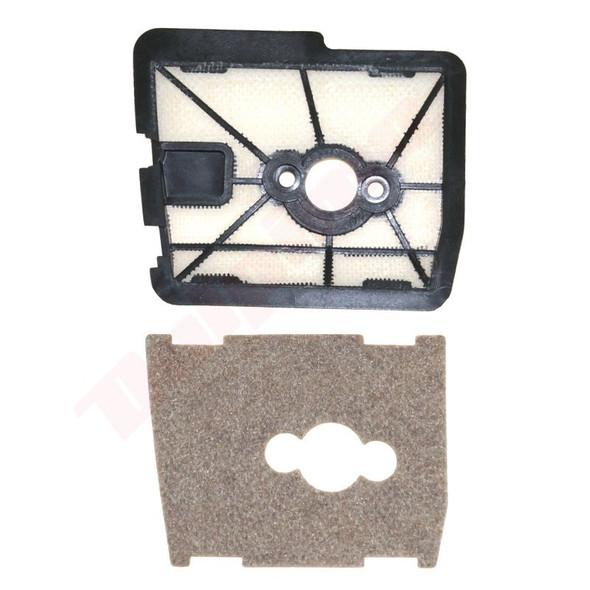 New Air Filter Fits Stihl FS360 FS420 FS500 FS550 Replaces OEM 4116-120-1602