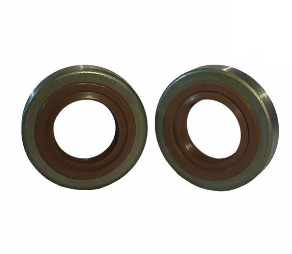 CRANKCASE CRANKSHAFT CRANK OIL SEALS(pair) FOR STIHL HS81 HS81R HS81RC HS81T HS86 HS86R hedge cutter trimmer OEM 9640 003 1195