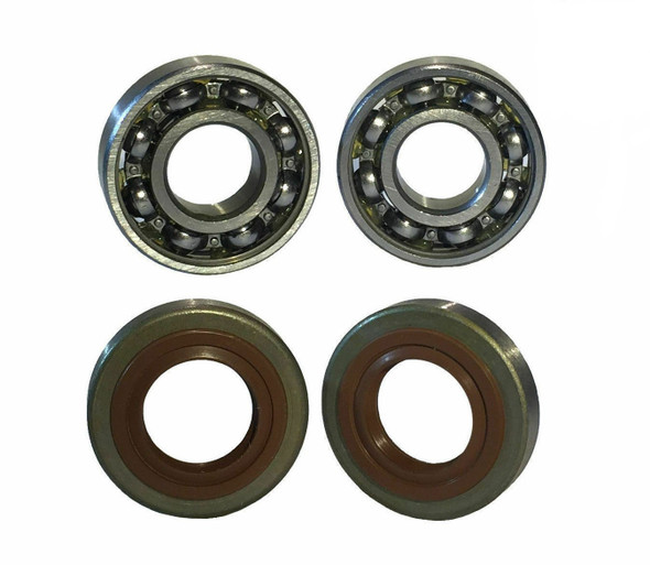 Stihl HS81 HS81R HS81T HS86 HS86R HS86T hedge trimmer main bearings & seals 9503 003 5290, 9503 003 0214, 9640 003 1195