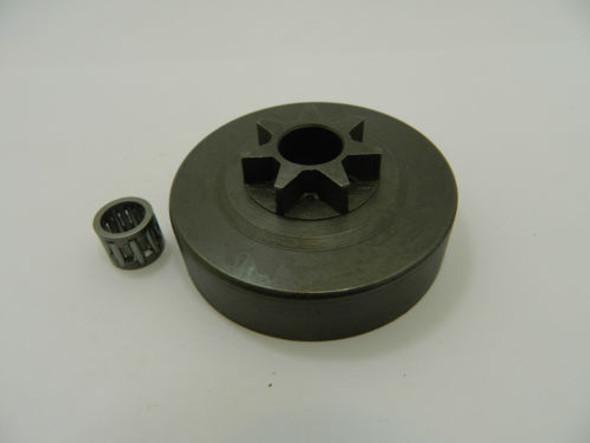 HUSQVARNA 136, 137, 141,142 chainsaw spur sprocket & bearing