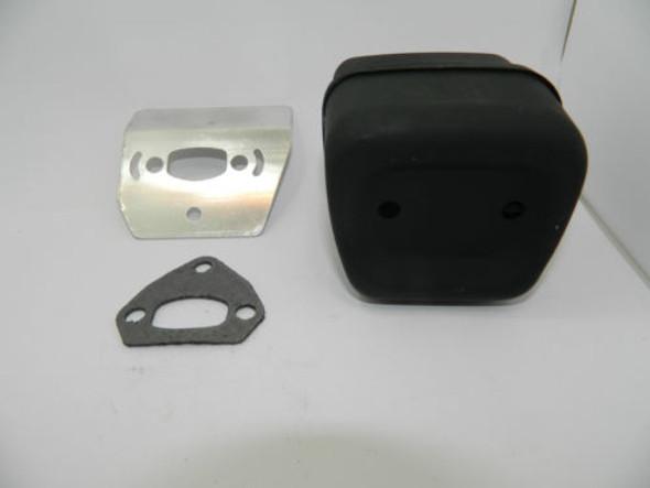 HUSQVARNA 36 41 136 137 141 142 chainsaw muffler kit with gasket