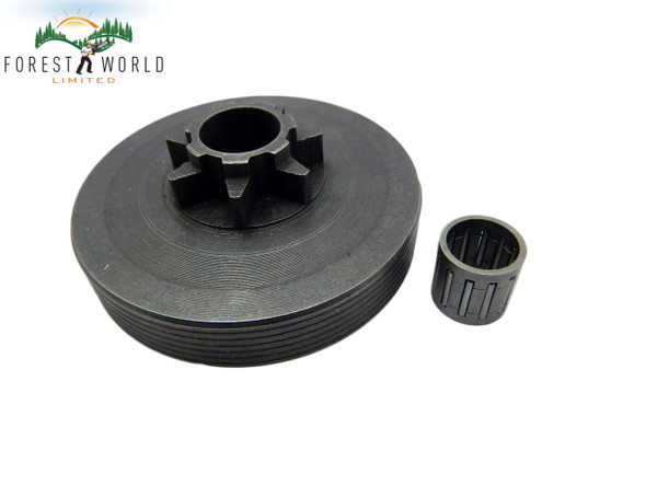 Spur sprocket to fit Chinese chainsaw 4500, 5200,Timbertech,Silverline,Taurus
