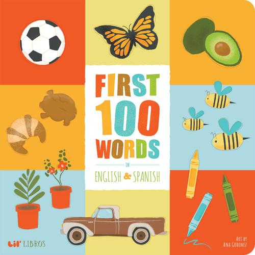 Primeras 100 palabras Lil' Libros