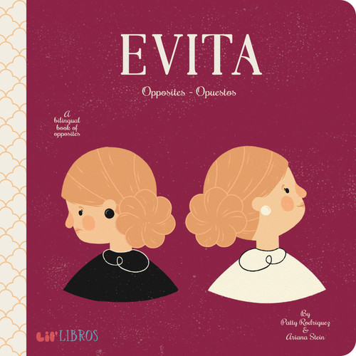 Libro Temático - Evita Lil' Libros