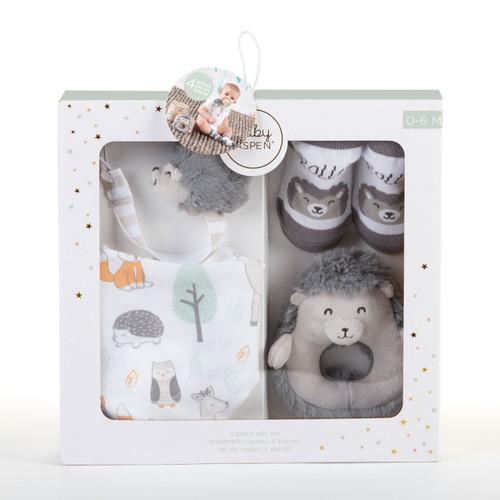 Woodland 4 - Piece Gift Set