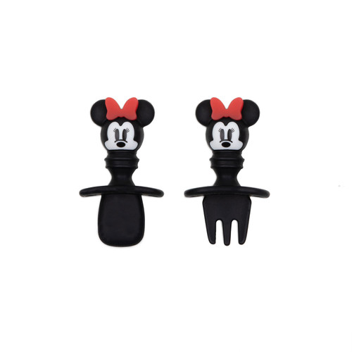 Silicone Chewtensils™: Minnie Mouse