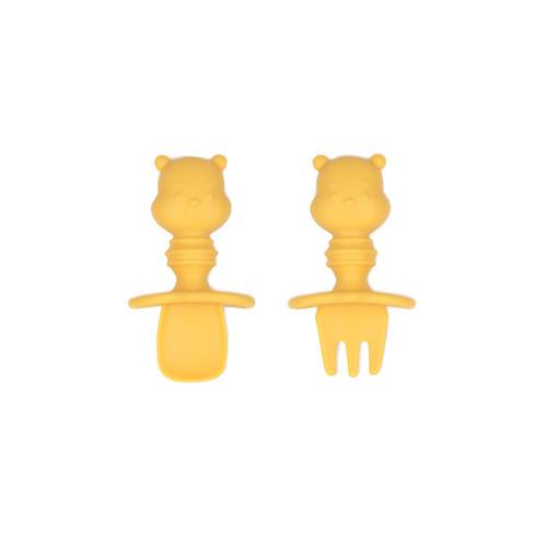 Silicone Chewtensils™: Winnie The Pooh