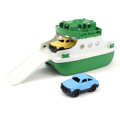 Recycled Plastic Ferry Boat