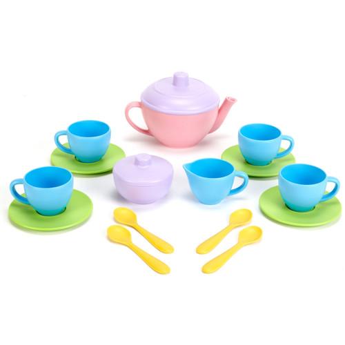 Recycled Plastic Tea Set