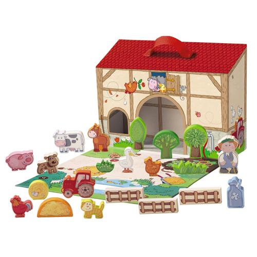 Farming Around Portable Toy Set