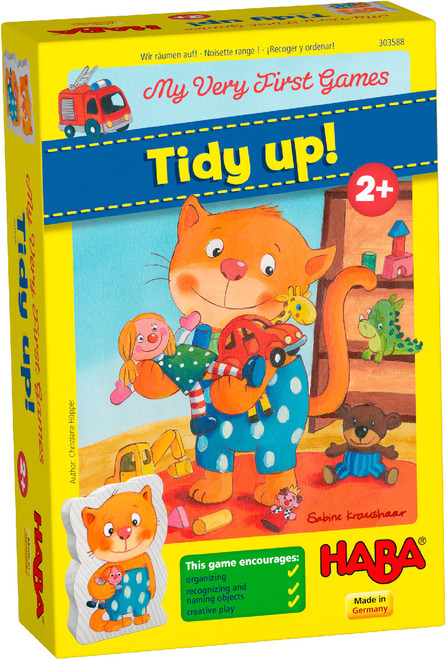 My Very First Game: Tidy Up
