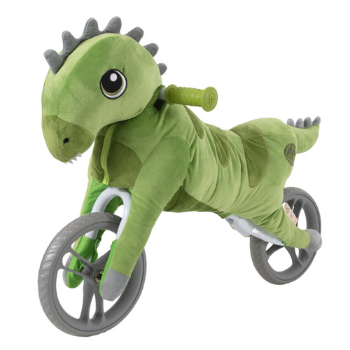 Our Friendly Dinosaur Balance Bike