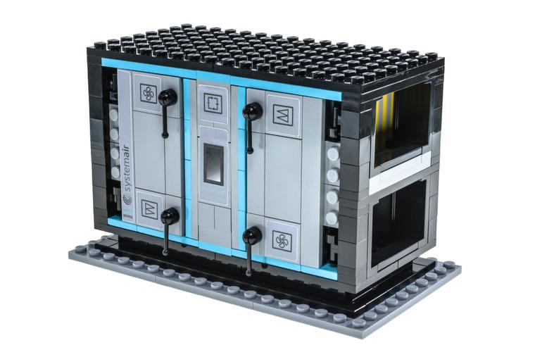 Systemair Air Handling Unit (2017)