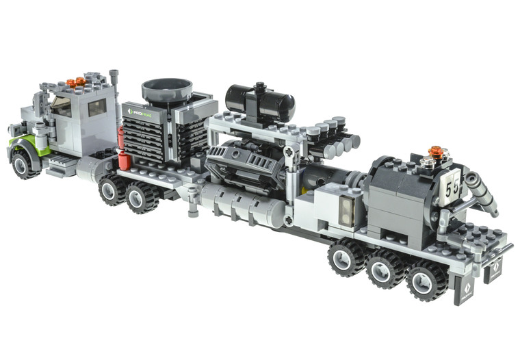 Mobile Hydraulic Fracturing Rig (2018)