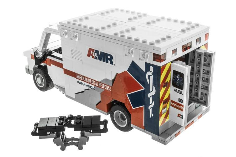 AMR Ambulance (2014)