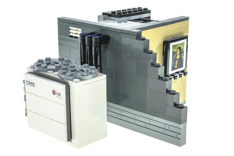 LG Custom Variable Refrigerant Flow System (2015)