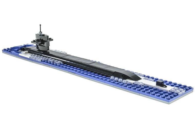 Submarine (2016)