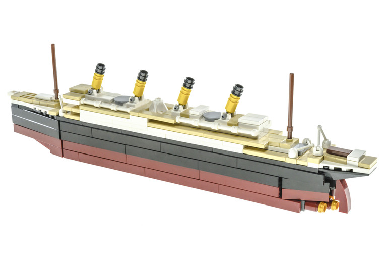 RMS Titanic (2012)