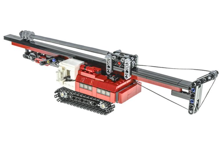 Hydraulic Piling Rig (2016)