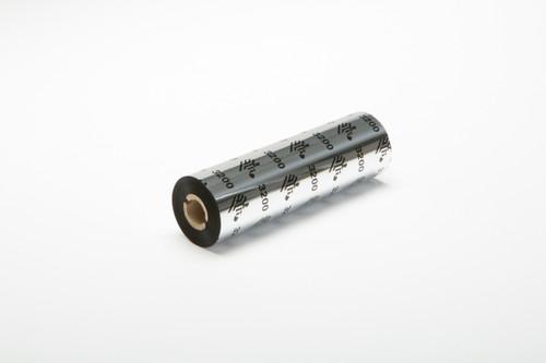 "Thermal Transfer Wax/Resin Ribbon, 4.33"" x 244'"