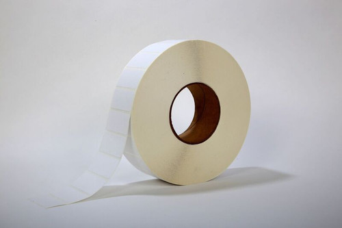 """Stock Direct Thermal Unprinted Label 2"""" X 1"""""""