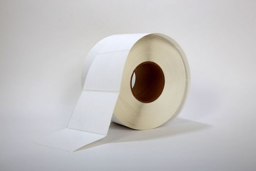 """Stock Direct Thermal Unprinted Label 4"""" X 4"""""""