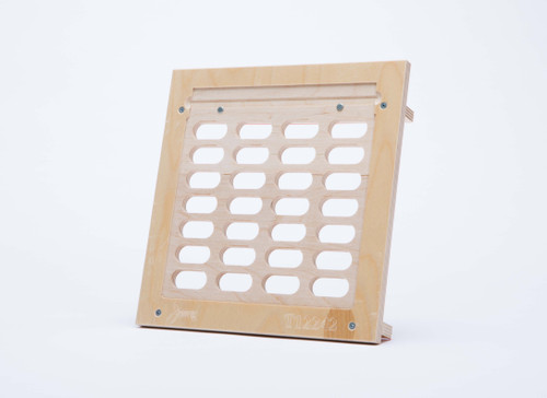 28 Cavity Wood Fill/Seal Tray for FlexRx and FlexRx Lite