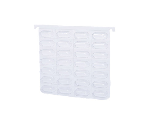 Weekly (28 pass) FlexRx Lite Blisters w/Hooks, Box of 500