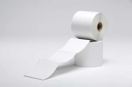 """Stock White Direct Thermal Labels - 3"""" x 3"""""""