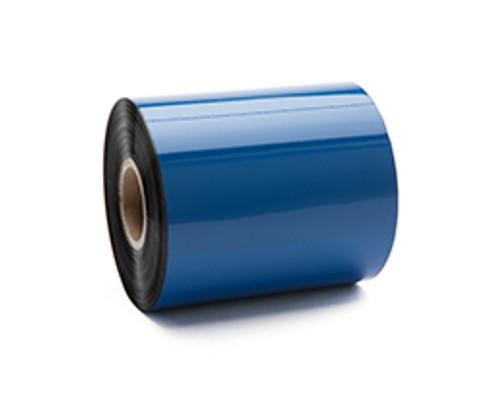 Thermal transfer wax-resin ribbon