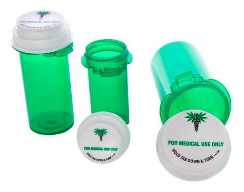 Green 1-Clic MMC Vials from Centor