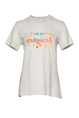 You are Magical Shirt - Vintage White
