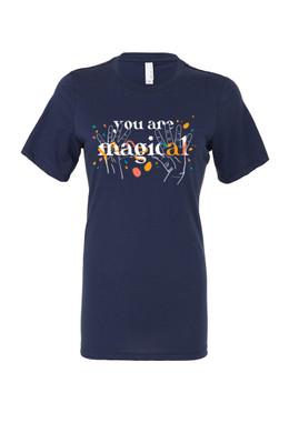 You Are Magical Shirt - Sailor Navy