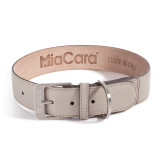 Dog Collar - Torino Stone_Walk_ML_www.hugoandotto.com