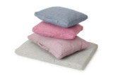 Hugo_&_Otto_Harewood_Dog_Cushion_Stack_Denim_Candy_Lilac_Silver_www.hugoandotto.com
