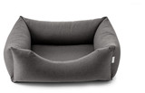 Chester Dog Bed - Anthracite_plain_hugoandotto.com