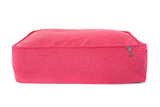 Lincoln_As_Nice_As_Pie_Cushion_Dog_Bed_Cerise_memory_foam_png
