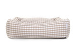 Hugo_&_Otto_Rissingtons_Bolster_Dog_Bed_Beige_Cotswolds_Gingham_Jpeg