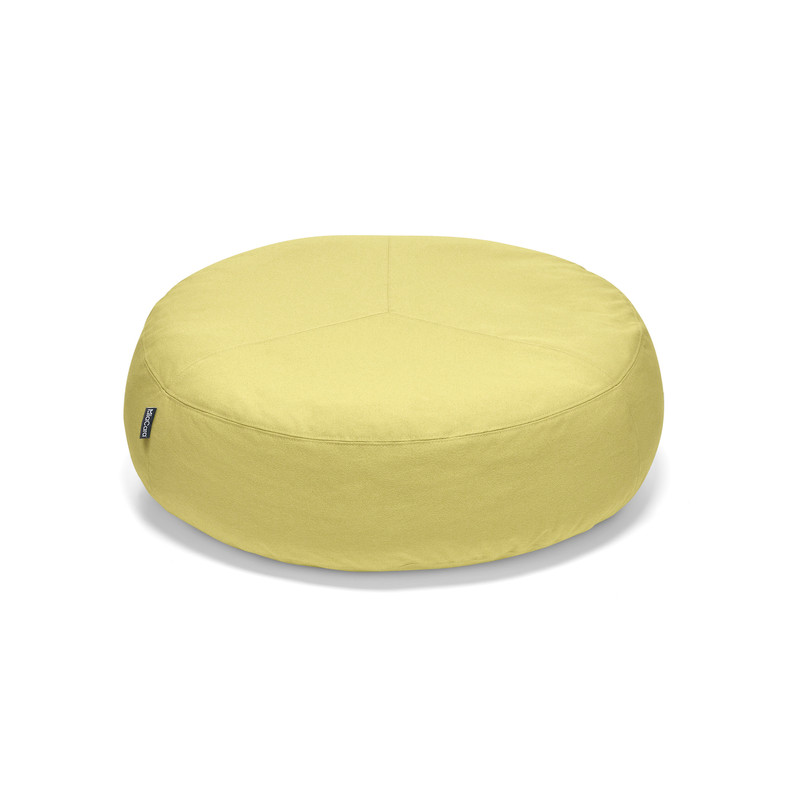 Dog Bed - Scala Dog Pouffe Ginger_Sleep_S/M_www.hugoandotto.com