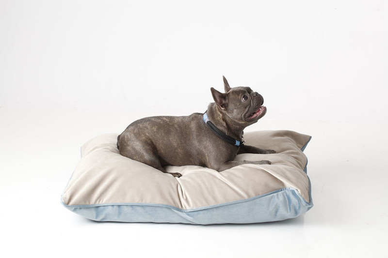 Hugo_&_Otto_Lois_Velour_Dog_Cushion_Silver_Atlantic_Luthur_Lifestyle_hugoandotto.com
