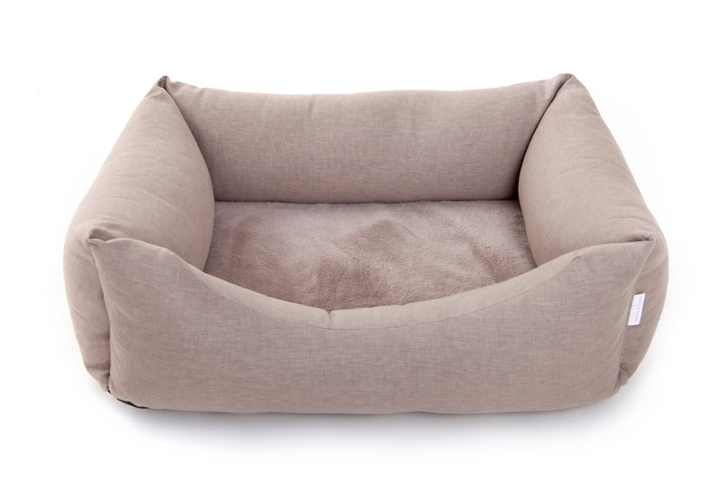 Hugo_and_Otto_Stretton_Dog_Bed_Stone_detail_memory_foam_Base_with_faux_fur_jpeg