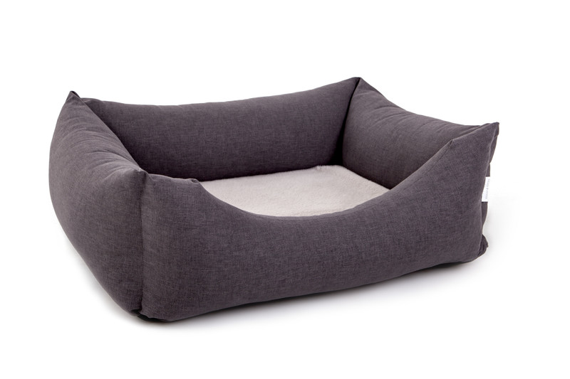 Hugo_and_Otto_Stretton_Dog_Bed_Graphite_with_memory_foam_jpeg