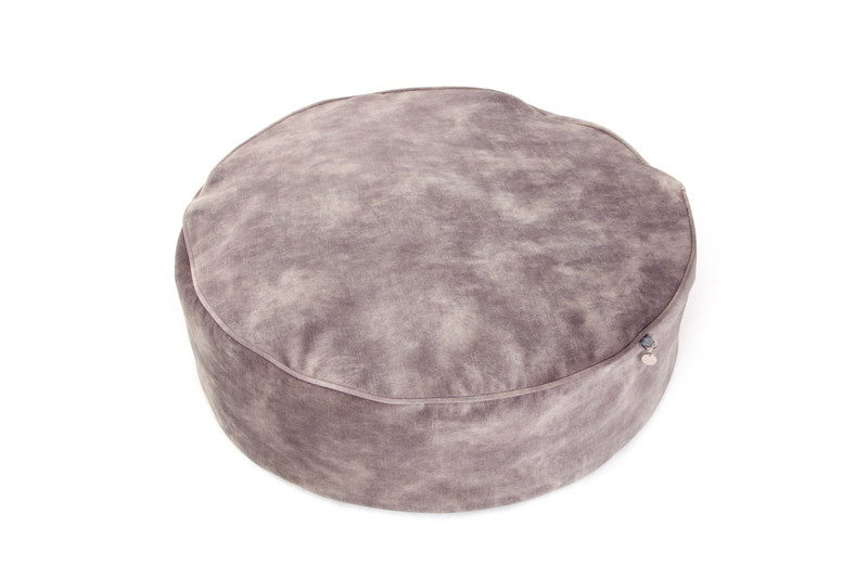 Hugo_and_Otto_York_Sitting_Pretty_Cushion_Dog_Bed_Taupe_Top_Detail_png