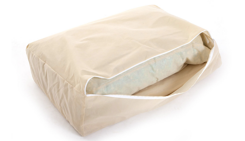 Lincoln_As_Nice_As_Pie_Cushion_Dog_Bed_Cerise_memory_foam_Cover_detail_png
