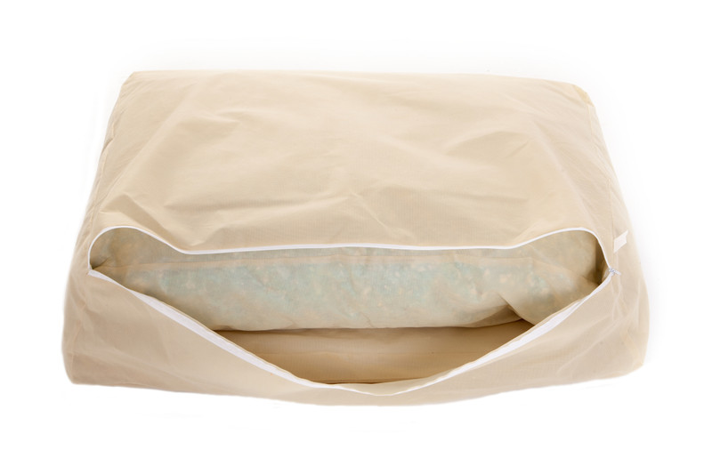 Lincoln_As_Nice_As_Pie_Cushion_Dog_Bed_Citron_2_Tier_Mattress_System_png