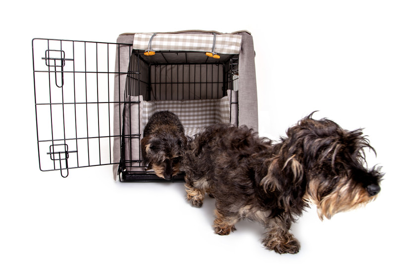 Hugo_and_Otto_Little_Tew_Dog_Crate_Collection_Full_Set_with_Dog_Crate_Cover_Cushion&_Bumper_SIDE_NARROWER_ENTRANCE_LIFESTYLE_jpeg