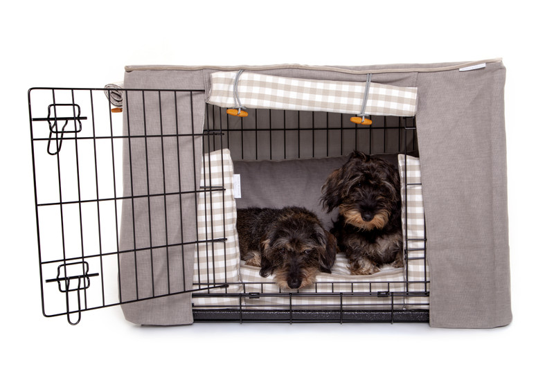 Hugo_and_Otto_Little_Tew_Dog_Crate_Collection_Full_Set_with_Dog_Crate_Cover_Cushion&_Bumper_FRONT_(WIDER)ENTRANCE_LIFESTYLE_jpeg