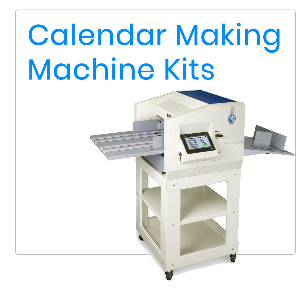 calendar making machines