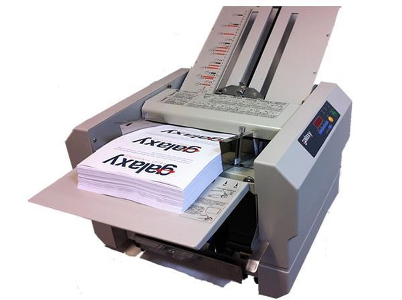 Galaxy FM600 - A3 A4 A5 B6 Paper Folding Machine